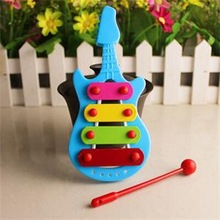 2015 New Baby Child Kid Xylophone Musical Toy Wisdom Development Educational Toy Musical Instrument(China (Mainland))