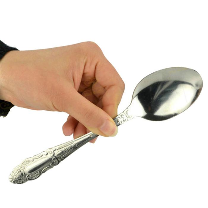 Nitinol Spoon Magic Seen on tv Magic The Spoon