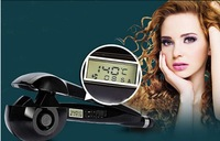 Automatic hair curler hair roller hair styling tools curling iron for hair care with LCD screen digital display