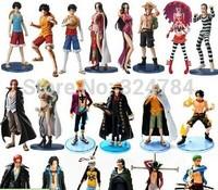 Genuine generations One Piece dolls hand do model Lu Fei Joba Zoro Lo empress doll doll model decoration