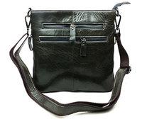 2015 New Brand Vintage Casual 100% Top Genuine Leather Cowhide Men Small Messenger Bag Shoulder Cross Body Ipad Bag Bags For Men