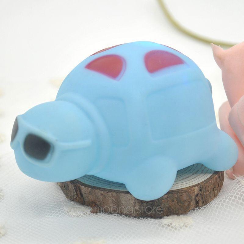 2015 1 Pc Lamps for kids Gift Turtle LED Night Lights, Lamp baby Toy nightlight Tortoise zJJ0067(China (Mainland))