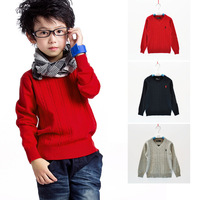 Clearance Baby Boy Girl Kids Children POLOKnitted Cotton Sweater Clothes Top Spring Autumm Outwear Coat Cardigan Pullover