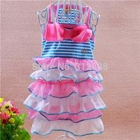 On Sale Senior Brand Pink Pet Dog Dress For Puppies Animals QC4 M Poodle Yorkshire Cat Apparel Cat Vest Supplies