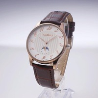 2015 new arrival hot watches statement alloy leather watches for men wristwatches men's watch waterproof cheap watches dropship