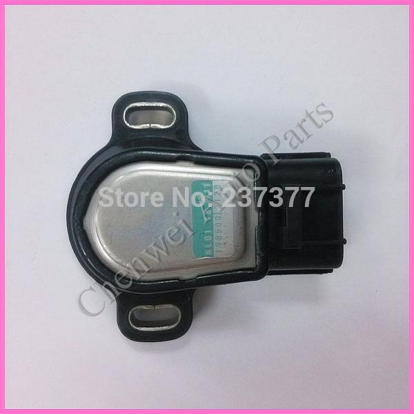 For Mazda Throttle Position Sensor TPS Sensor #198500-3120(China (Mainland))