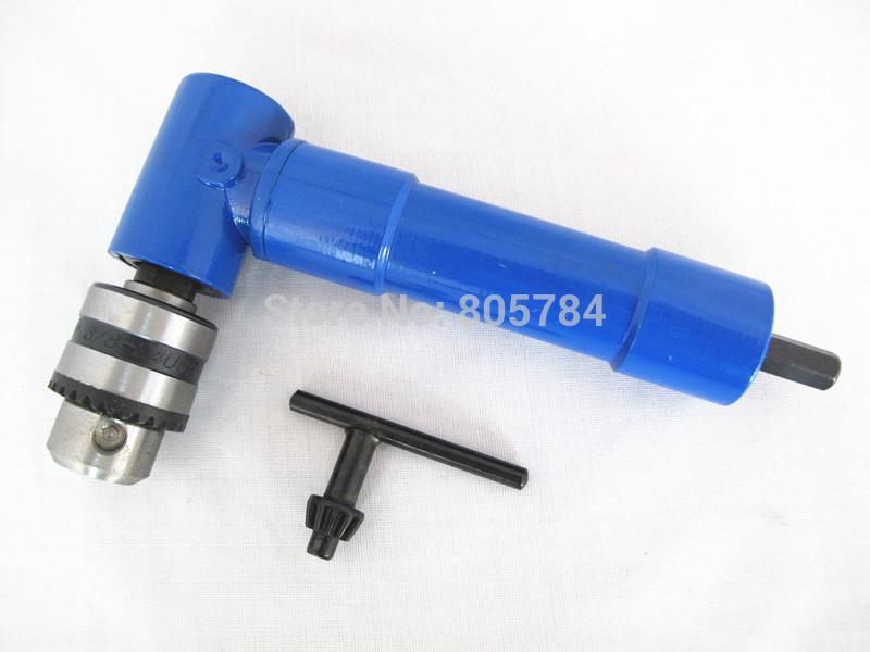 Right Angle Drill Attachment Chuck Right Angle Drill