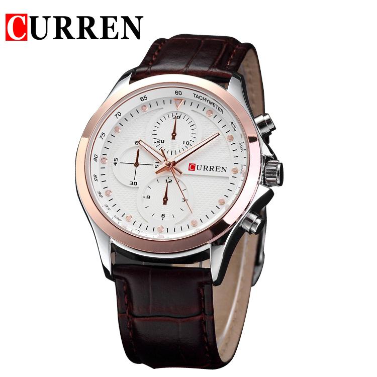 Curren 3 Reloj 8138 curren 30m reloj 8097
