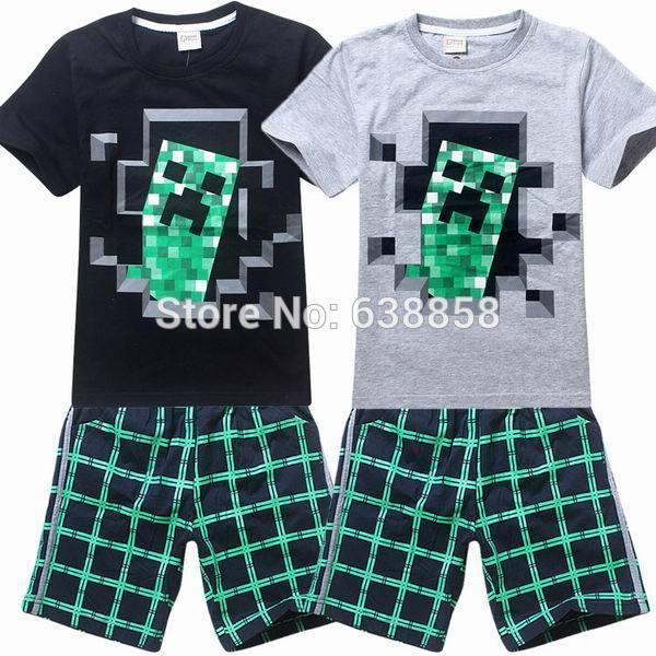 Одежда Майнкрафт Для Детей Купить