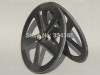 Full Carbon Matt Road Bike Five Spokes Clincher Wheelset Rim Depth : 65mm