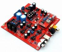 YJ DAC PCM1794+WM8805+NE5534+AD827 completed board