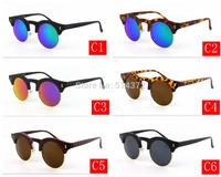 WG hot 2015 illesteva sunglasses women brand designer vintage fashion summer eyewear 6659