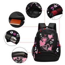 Veevan 2015 bolsos de escuela para las niñas diseñador de la marca mujeres mochila bolso de hombro barato venta al por mayor ni&nti