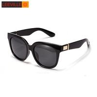 New2015 polarized square sunglasses vintage women sunglasses driving men sun glasses WLJ9386