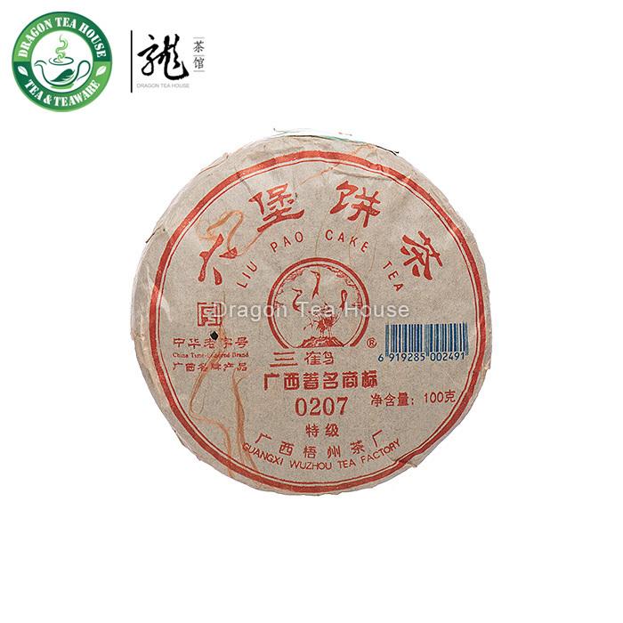Чай Пуэр Dragon Tea House 0207 * Pao 100 [it tea] mini sealed storage tank exquisite portable tea sample big red robe caddy with da hong pao tea 20g package purchaser