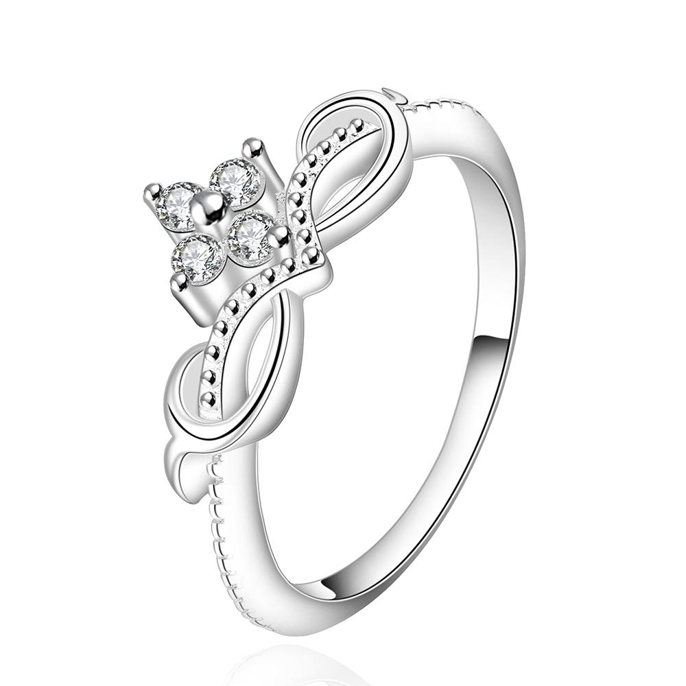 Runde Hochzeits-Ringe