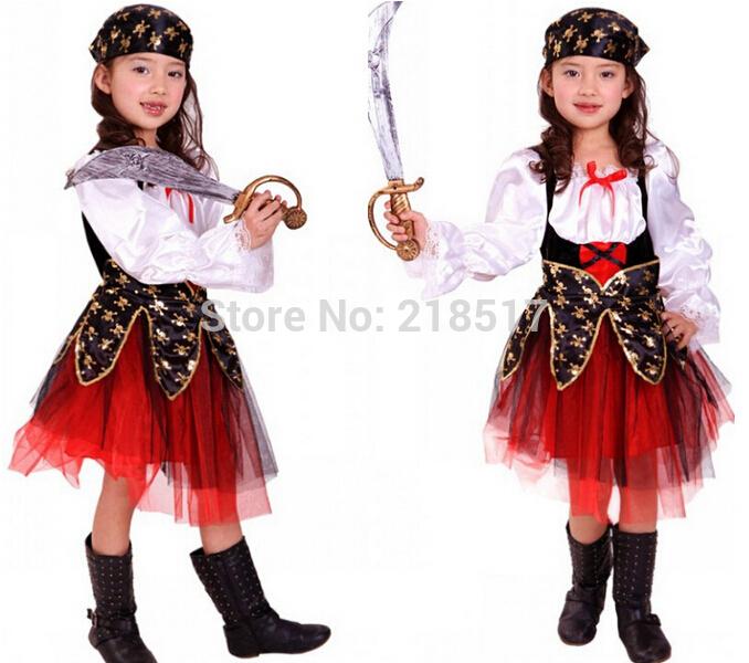 Детские Платья Пиратки