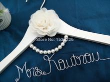 Вешалка свадебная своими руками 81