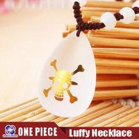 anime one piece  Monkey D. Luffy Necklace