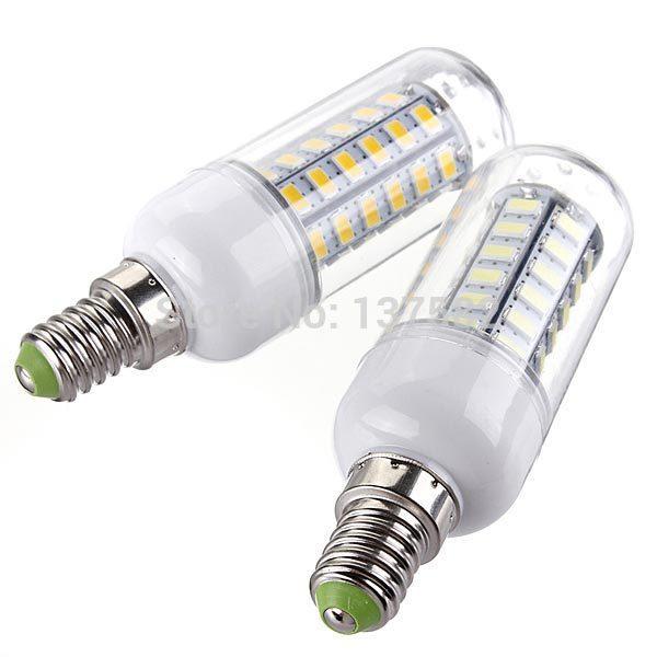 Factory wholesale Lowest price 30pcs/lot E27 B22 Gu20 G9 E14 LED Light 9W-24led 12W-36led 15W-48led 18W-56led SMD5730 LED Bulb(China (Mainland))