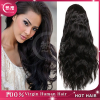 Full Lace Human Hair Wigs for Black Women Glueless Full Lace Wigs Peruvian Body Wave Human Hair Lace Front Wig