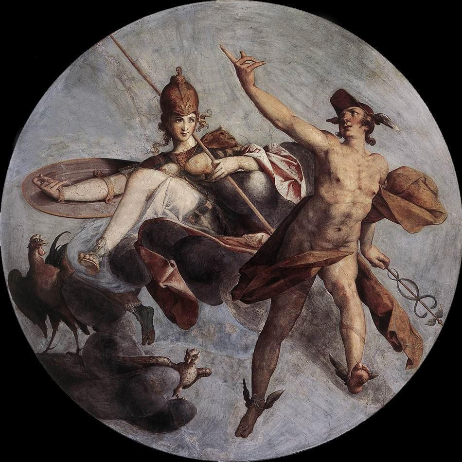 Popular Greek Gods an Olympian God in Greek