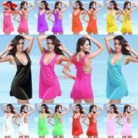 Free Shipping New 2015 Sexy Bikini Summer Dress Women Bikinis set Swimsuit Sexy Beachwear Beach Dress
