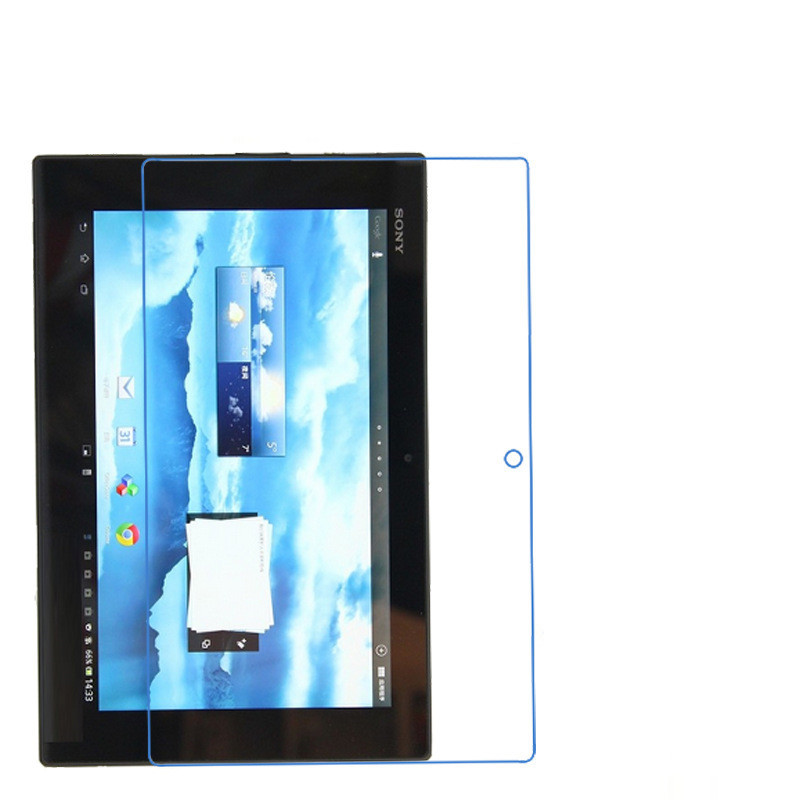 Ultra Clear Screen Protector for sony Xperia Tablet Z SGP 341 Guard Cover Film with Retail Packaging Free Shipping(China (Mainland))