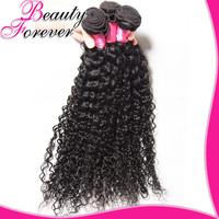 Brazilian Jerry Curly Virgin Hair, Wholesale 6A Brazilian Curly Virgin Hair Bundles 3 pcs lot Virgin Brazilian Human Hair Weaves