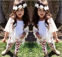 2015 new arrive baby girls Europe summer set 3 pcs set kids cloth set girls clothing suit children clothing set