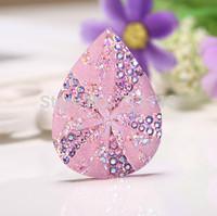 Freeshipping18*25MM imitation ore surface AB Color Crystal Stone resin flatback stones loose rhinestones fit bags 100pcs/lot