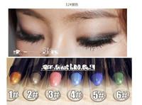 hot sale 2pcs South Korea 3ce stylenanda make-up multi-color eye shadow Eyeliner Waterproof three eyes mousse Eye Pencil