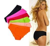 Hot Original New Top DuPont Fabric Ultra-thin Comfort No trace Women Sexy Seamless Traceless Underwear Panties Briefs