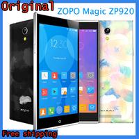 ZOPO ZP920 MAGIC FDD LTE 4G 5.2 inch MTK6572 Ocxta Core 2G 16G Android 4.4 OS GPS WIFI Camera Smart Cellphone