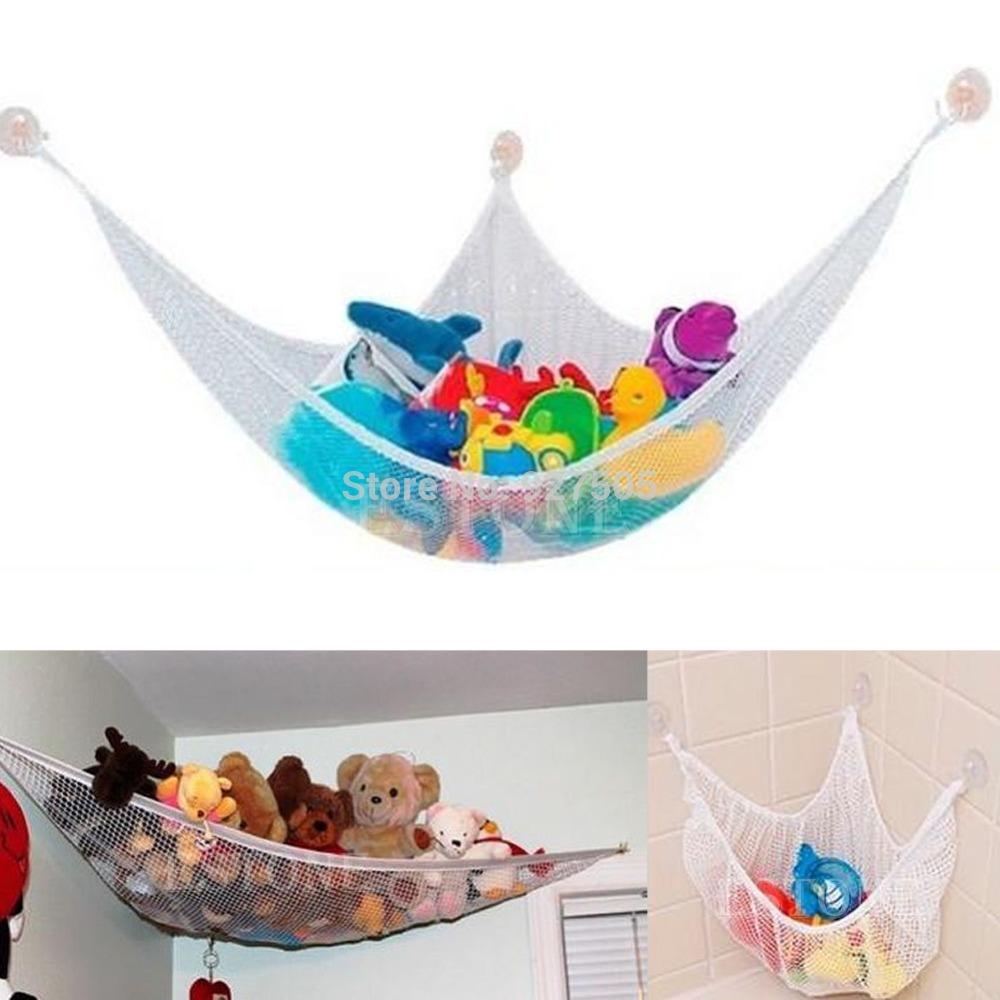 b39 2015 nova suspensão brinquedo rede net para organizar bonecos de anima