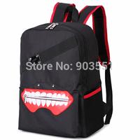 Anime Tokyo Ghoul Kaneki Ken Cosplay School Backpack Travel backpack Computer  Bag  Free shipping