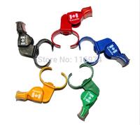 500pcs/lot fox finger whistle lifesaving whistle emergency finger whistle