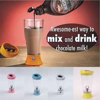 1pc/lot Acrylic Automatic Coffee Mixing Cups Self Stirring Coffee Mug Creative Milk Tea Blender Cup Mixer Seen On TV PA871764