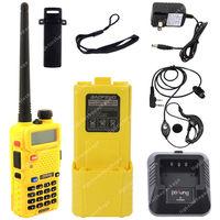 Pofung UV-5R VHF/UHF Dual Band 3800mAh Extended Battery FM Two Way Radio LB0577