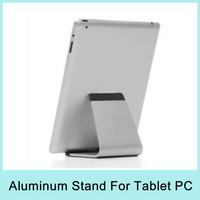 Aluminium Metal Desk Stand Holder Mount for Apple iPad3 iPad mini iPad Air Tablet PC MID E-book Universal Stand 2015 NEW