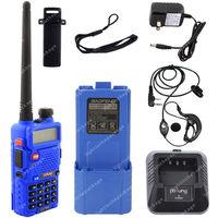 Pofung UV-5R VHF/UHF Dual Band 3800mAh Extended Battery FM Two Way Radio  LB0578