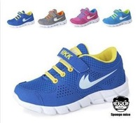 2014 New Summer popular children's shoes for boys and girls running shoes breathable shoes kids Sneakers
