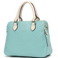 2014 New Arrival Silt Pocket Women Handbags Women Handbag Bolsas The New Summer Color Bags And Crossbody Bag Hit Female Killer.