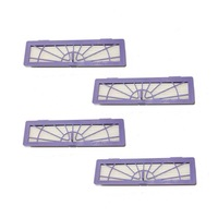 Free Shipping High-Performance Filter Replacement for Neato 945-0123 BotVac Series , 4-Pack