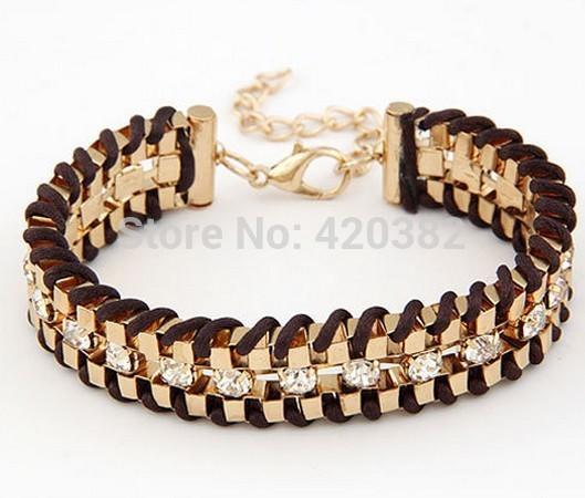 Браслет-цепь Bracelet s pulseiras femininas Women Bracelet браслет цепь oem ah151 925 bjvakbca axmajota bracelet