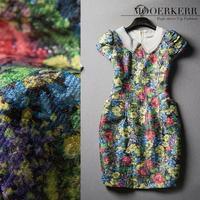 2015 Promotion Bud Knee-length None Vestido Bandage Dress Mooerkerr New Winter Women's Polo Proxy Doll Ugly Shaft Dress Slim