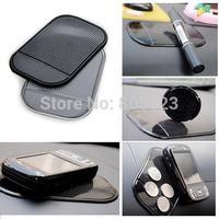 3Pcs/Lot Funny Powerful Silica Gel Magic Sticky Pad Anti-Slip Non Slip Mat For Phone PAD mp3 mp4 Car Free Shipping