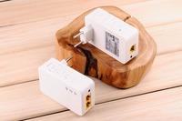 Free Shipping APEK 150Mbps Wireless Powerline Extender Home Plug Adapter English Manual WIFI hotspot WAN/LAN Homeplug Router