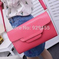 Fashion Women Envelope Bags Casual Tote Knitting Women Crossbody Messenger Bag Women Shoulder Satchels