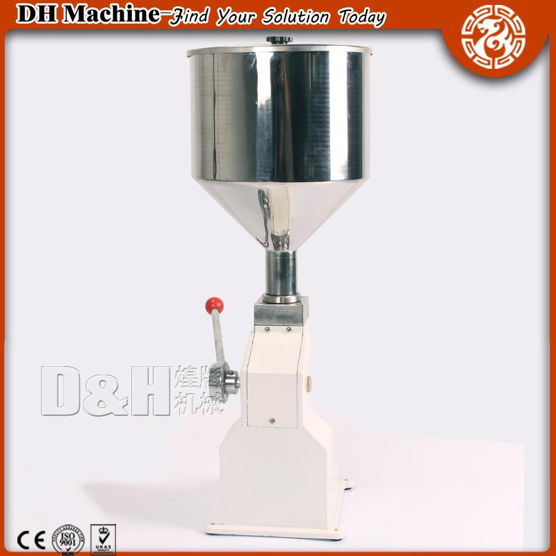 CE ISO 100% Good feedback Original Quality 3-50ml BI-Facil Cleansing water cleansing milk filling machine(China (Mainland))